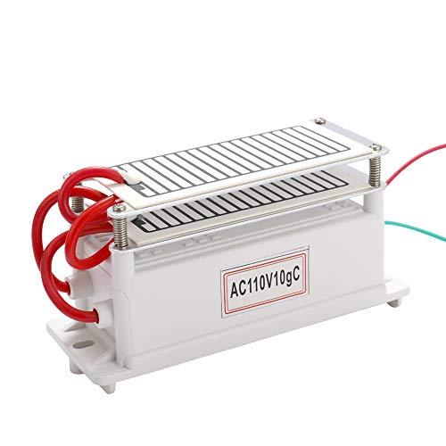 Fesjoy Purificador Cerámica Integrado aire Agua Ozonizador