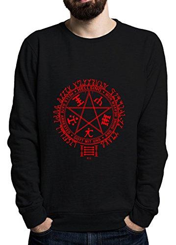 hellsing-symbol-popular-anime-science-fantasy-action-horror-cool-t-shirt-yolo-swag-mens-sweatshirt-x
