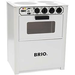 BRIO - 31357 - CUISINIERE BLANCHE