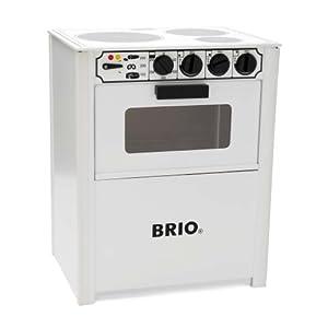 BRIO 31357 - Cocina Blanca, Juguete de Madera