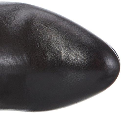 Unisa Panace_na_stn, Bottes hautes avec doublure froide femme Noir - Noir