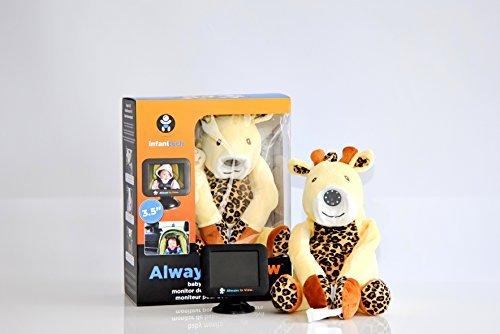 Infanttech Infant Tech Automobile Baby Monitor - Giraffe by Infant Tech