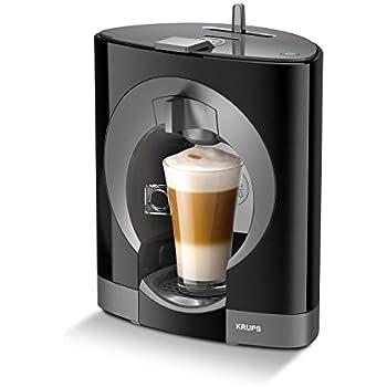 NESCAFE Dolce Gusto Oblo Coffee Machine by Krups - Black