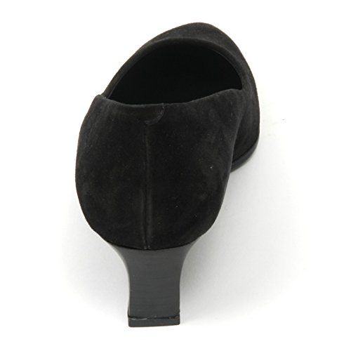 91412294f333 ... B9608 Femme Décolleté Tods Coin T50 Chaussure Noir Chaussure Femme Noir