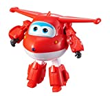 Auldey - Super Wings - Figurines Transforming 12 cm - Transformables et Articulées