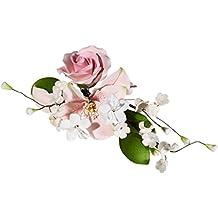 Suchergebnis Auf Amazon De Fur Tortendeko Hochzeit Blumen