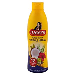 Meera Herbal Hair Oil, 175ml