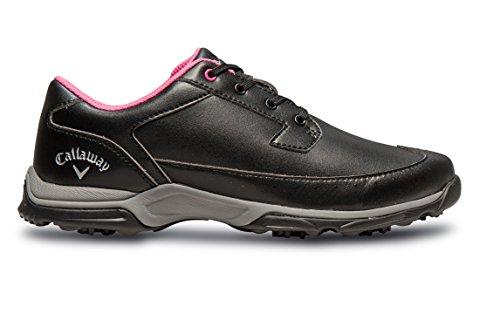 Callaway Cirrus II–Chaussures de Golf pour Femme, Noir