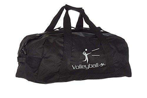 Kindertasche NT5688 schwarz Volleyball