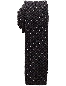 ETERNA Krawatte schmal gemustert