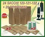 24 SACCHI FILTRO + 20 PROFUMI ASPIRAP...