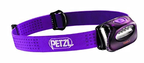Petzl Tikka² violet