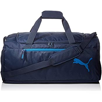 PUMA Fundamentals Sports Bag M Bolsa Deporte, Unisex Adulto