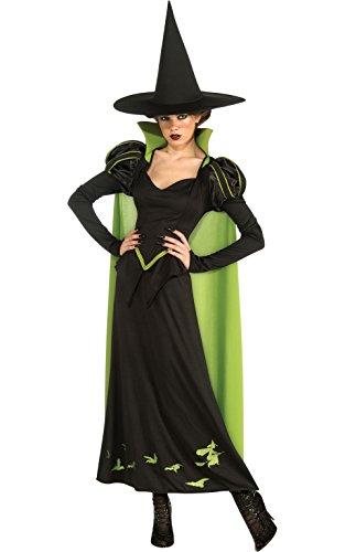 (Rubie 's Offizielles Kostüm Böse Hexe des Westens, Zauberer von oz, Erwachsenen-Kostüm–Größe Medium)