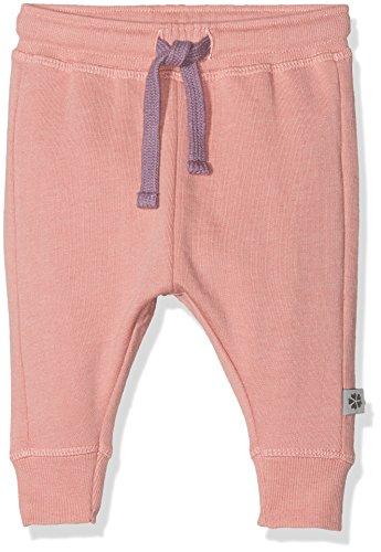 Papfar Sweat Jogginghose GOTS-Zertifiziert, Bas de survêtement Bébé Fille, (Dusty Rose 516), 3 Mois