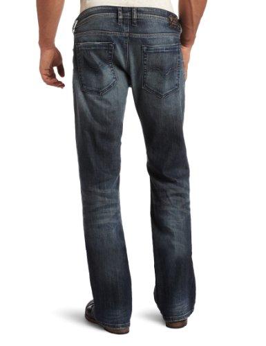 Diesel Herren-Jeans Zathan 0885K Dunkelblau
