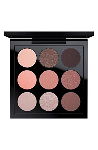 Mac Eye Shadow X 9 - Dusky rose times nine (Lidschatten Mac)