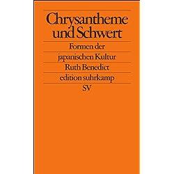 Chrysantheme und Schwert: Formen der japanischen Kultur (edition suhrkamp)