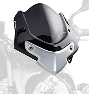 Puig 4951F Dark Smoke New Generation Windshield by Puig