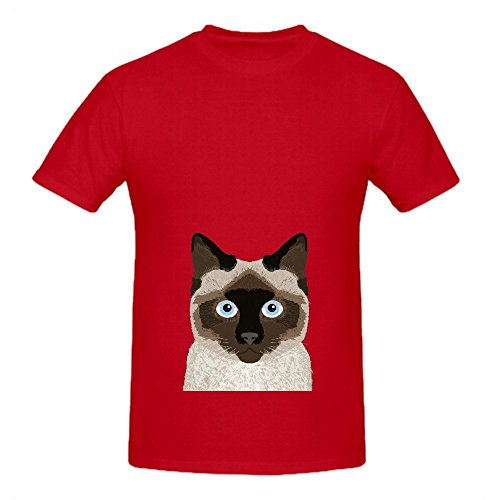 ezra-siamese-cat-cute-kitten-retro-cat-art-mens-crew-neck-custom-tee-medium