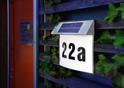 Esotec SOLAR LED Hausnummernleuchte - 3