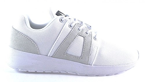 ASFVLT - Sneaker | Super Mesh - weiß | full white Weiß