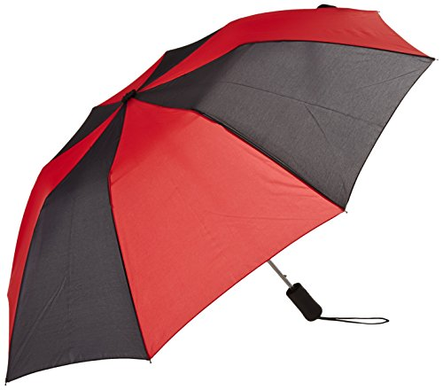 rainkist-red-black-the-star-auto-open-umbrella