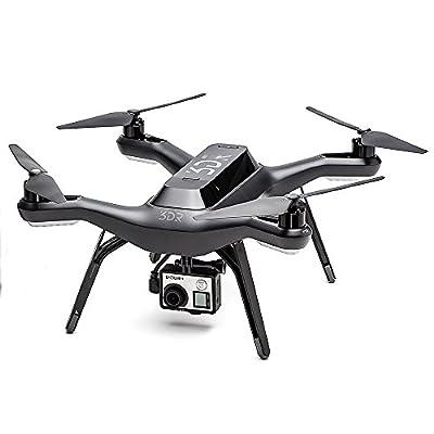 3DR Solo Aerial Drone - Black