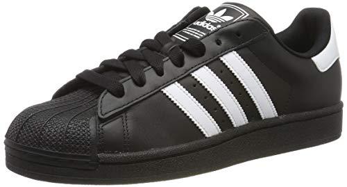 Foundation Star (adidas Originals Superstar Foundation Herren Sneakers, B27140, Schwarz (Core Black/Ftwr White/Core Black), EU 40 2/3)