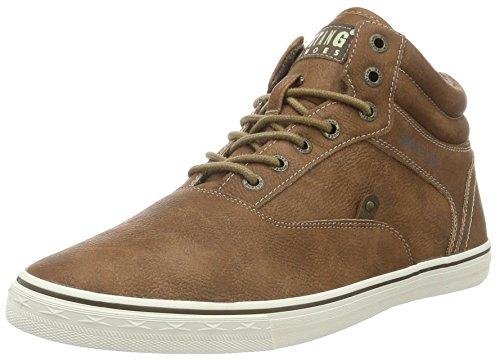 mustang-4103-501-sneakers-hautes-homme-marron-301-kastanie-42-eu