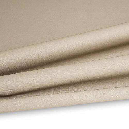 Silvertex Kunstleder Leder Polsterstoff Auto Möbel Sattler antibakteriell UV-beständig lichtecht Breite 137cm Meterware Beige