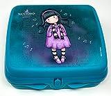 Tupperware to Go Twin - Contenitore per Il Pranzo per Bambine, Colore: Turchese