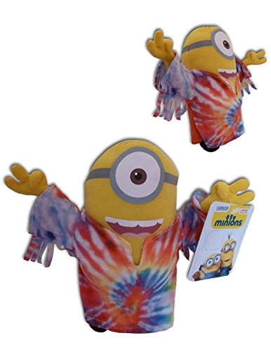 Mark Minion Hippie 20cm Muñeco Peluche