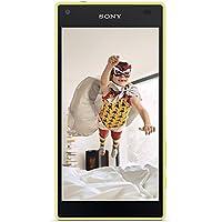 """Sony Xperia Z5 Compact SIM única 4G 32GB Amarillo - Smartphone (11,7 cm (4.6""""), 32 GB, 23 MP, Android, 5.1, Amarillo)"""