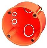 ViD - Hohlwanddose 45 mm, 25-er Pack, orange