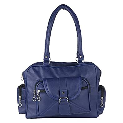 RITUPAL COLLECTION - Identify Your Look, Define Your Style Women's Shoulder Bag (Blue,Rpc_0005)