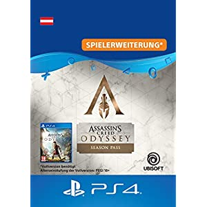 Assassin's Creed Odyssey – Season-Pass – Season Pass Edition | PS4 Download Code – österreichisches Konto