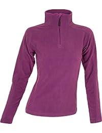 Twentyfour Damen Elbrus Leichter Micro Fleece Pullover
