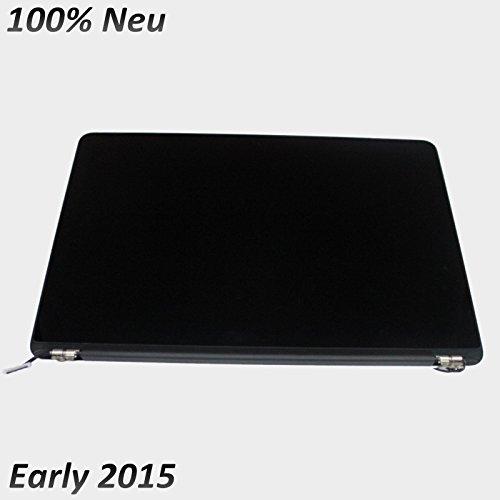 LCDOLED® Neu LCD Display Screen komplett Assembly für MacBook Pro Retina 13 A1502 2015 MF839D/A MF840D/A MF841D/A MF843D/A