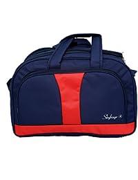 Kuber Industries™ Exclusive Travel Duffle Luggage Bag, Shoulder Bag, Weekender Bag With Inner Pocket- KI1299