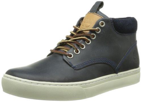 Timberland, Ekcupsl Chukka Navy Blue, Sneaker, Uomo, Blu (Bleu (Navy Oiled)), 43