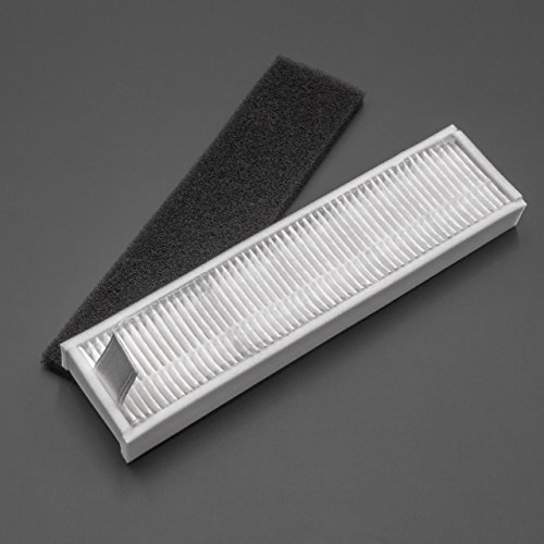 Vhbw Filtro partículas para aspiradora
