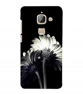 Fuson Designer Back Case Cover for LeEco Le 2s :: LeEco Le 2 Pro :: LeTV 2 Pro :: Letv 2 :: LeEco Le 2 (Flower Bloom Blossom Floret Floweret)