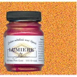 Peinture Lumière Halo Pink Gold x67ml
