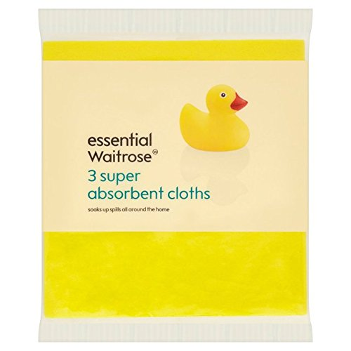 super-absorbent-cloths-essential-waitrose-3-per-pack