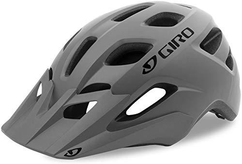 Giro Compound Fahrradhelm, mat Grey, One sizesize XL - Giro Mountainbike-helm
