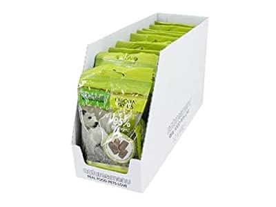 (6 Pack) Anglian Meats - Natures Menu Dog Treats Chicken 60g