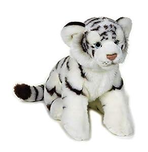 Venturelli 692010 Peluche de Tigre Blanco de los Medios de comunicación