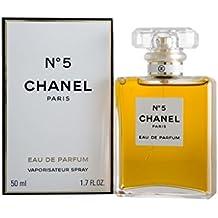CHANEL №5 50 ml - eau de parfum (Women, Aldehído, Neroli,