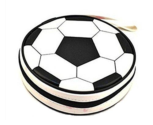 Jinzhicheng Football Forme CD/DVD/VCD étui de rangement